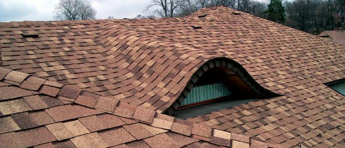 アスファルト系屋根材
