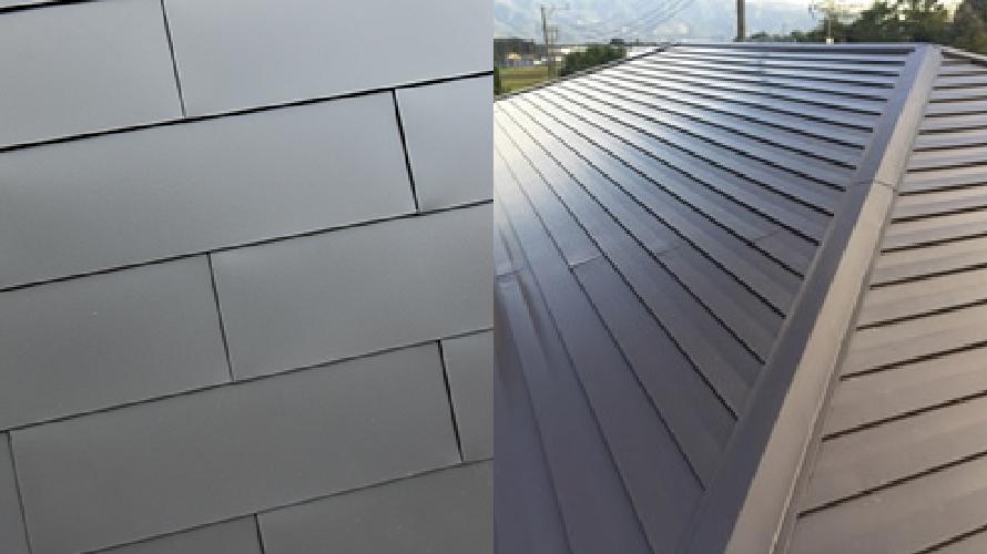 ガルバリウム鋼板屋根の塗装と注意点