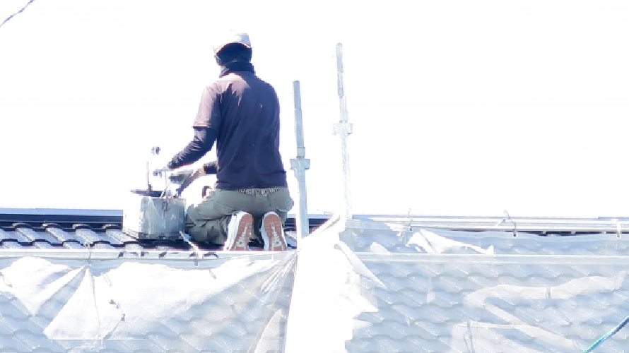 外壁塗装と屋根塗装を一緒に行う際の4つのメリット