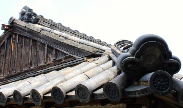 粘土瓦屋根の劣化症状