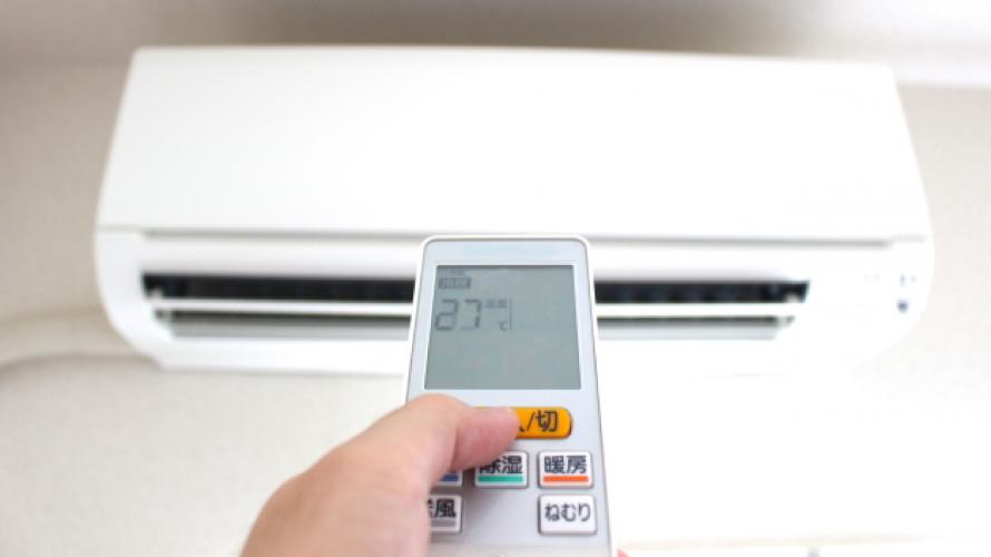 外壁塗装期間中でもエアコンを使う為に知っておくべき3つのこと
