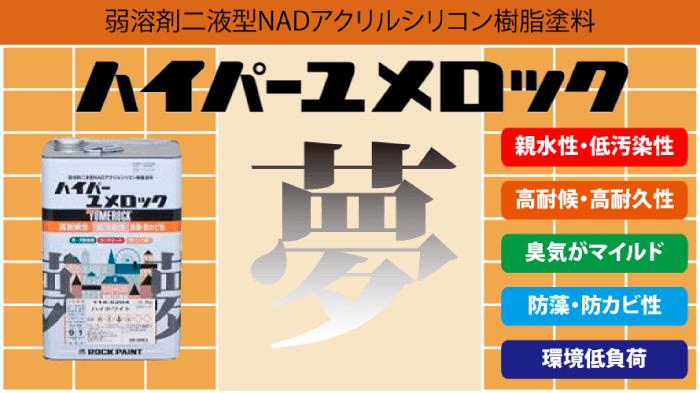最安値ランキング【ハイパーユメロック】